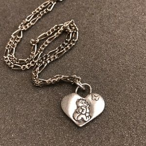 Winnie the Pooh necklace